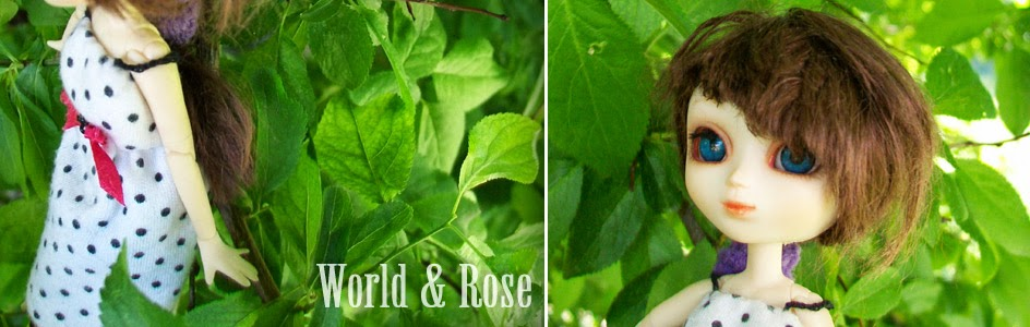 World & Rose