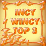 I made top 3 @ Incy Wincy