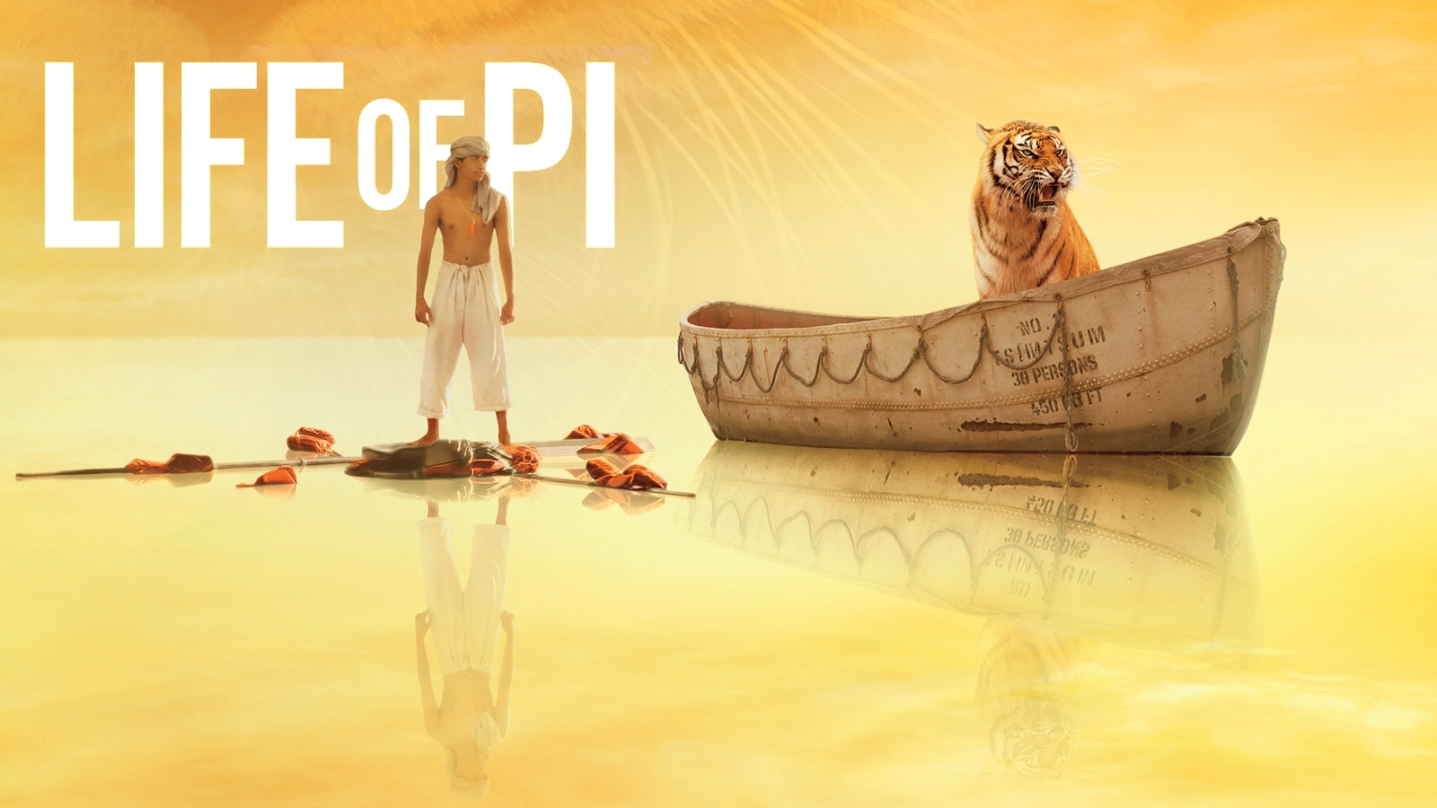 Life of pi for Life of pi family