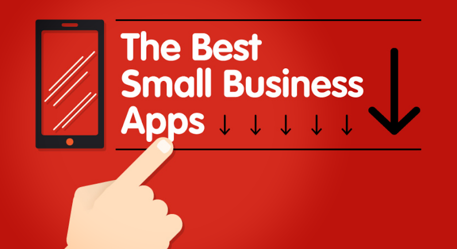 20 Best Apps all the time for Small Businesses infographic