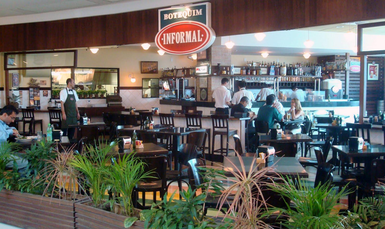 Botequim Informal Rio De Janeiro Restaurantes Cafes  # Muebles Leblon Cordoba