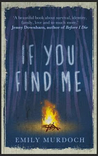 UK cover If You Find Me by Emily Murdoch