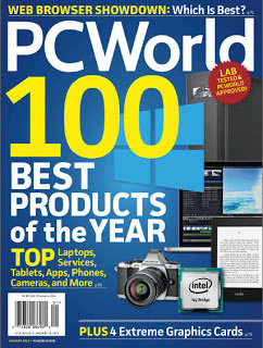 dwonload gratis majalah PC WORLD edisi january 2013 gratis