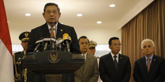 Diam - diam SBY Pikirkan Pemindahan Ibu Kota Negara Keluar Jakarta