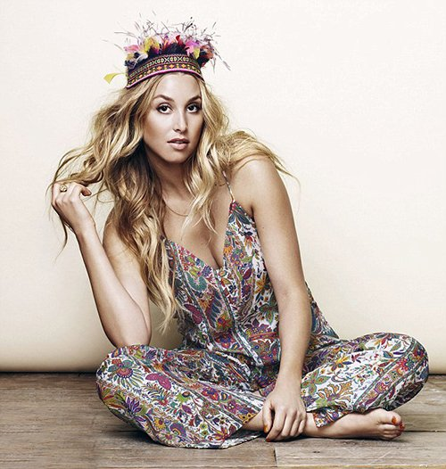 Whitney Port, Supermodel Whitney Port, Company magazine, magazines, Model, Magazine photoshoot