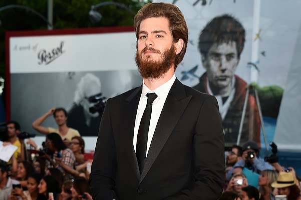 "Venice 2014: premiere of ""99 homes"" with Andrew Garfield"