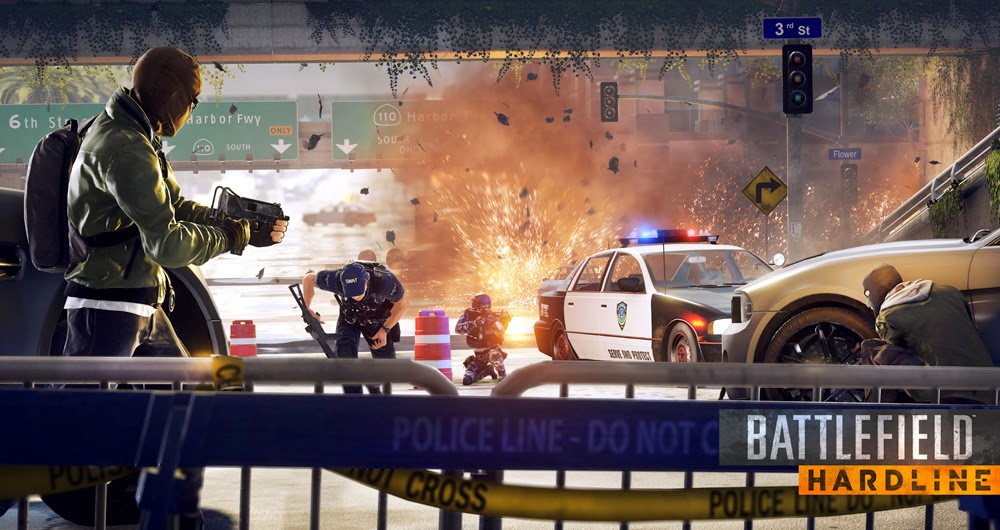 Battlefield Hardline Release News And A Brief Review + Leaked Trailer