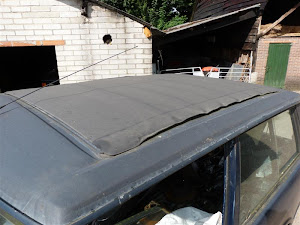 For sale: Rare Sunseeker sunroof.