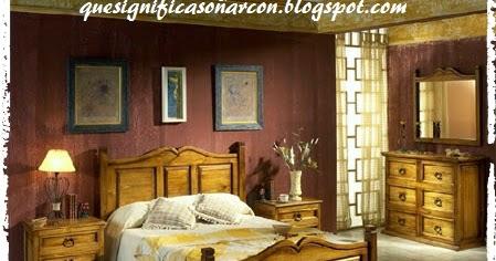 Que significa so ar con dormitorios habitaci n recamara for Que significa habitacion