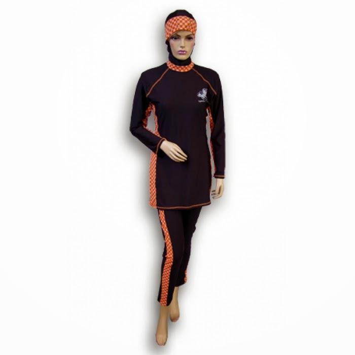 Model baju renang muslimah desain terbaru Model Baju Renang Muslimah Desain Terbaru