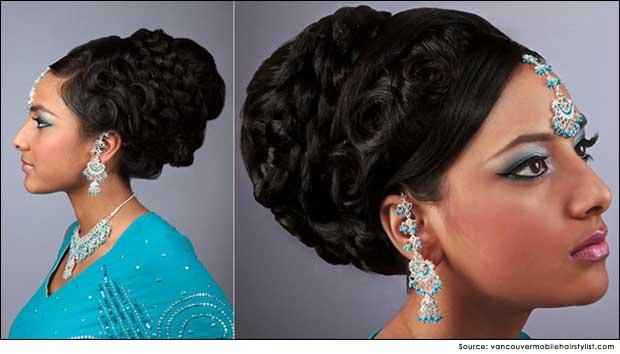 Wedding/Bridal hair Styles