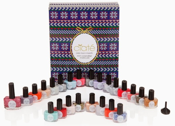 Makeup, Beauty & Fashion Ciate Mini Mani polishes Giveaway