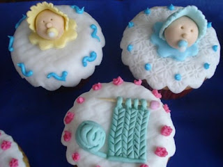 Galletas para Baby Shower, Ideas Bonitas