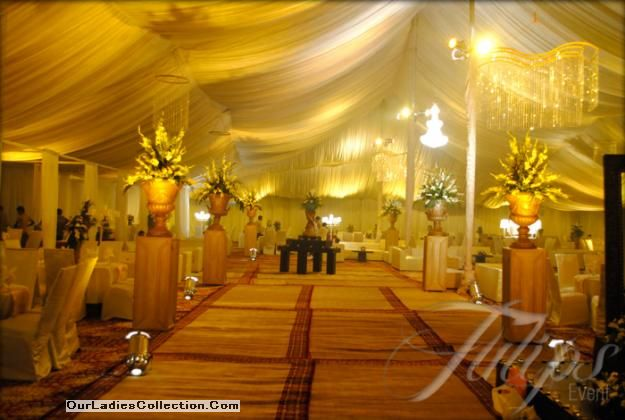 Here is interesting discussion on the wedding decoration ideas in Pakistan