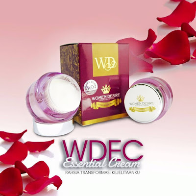 WOMEN DESIRE ESSENTIAL CREAM (CREAM HORMON)