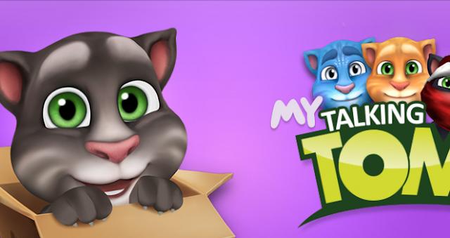 My Talking Tom v2.6.1 Apk + Data Mod [Dinero ilimitado]