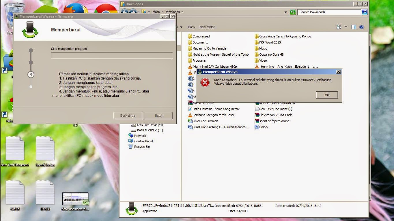 Cara Mengatasi Modem Bolt E5372s Device Locked Karena Update Software Lcd Slim Unlock All Gsm Solusi Problem Ini Untuk Mengembalikan 4g Lte Adalah Dengan Melakukan Downgrade Firmware Dari Versi 2127011041151 Ke