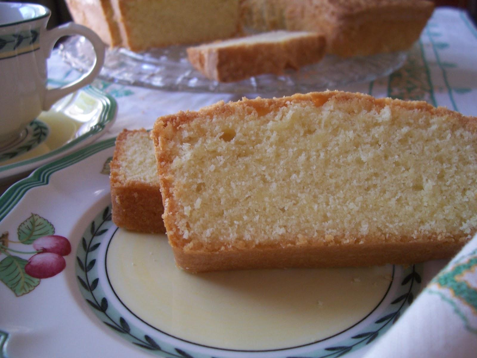 Mary-Making: Grandmother's Pound Cake