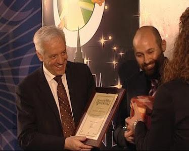 Premio 2010 Provincia di La Spezia per il Patto dei Sindaci Europee