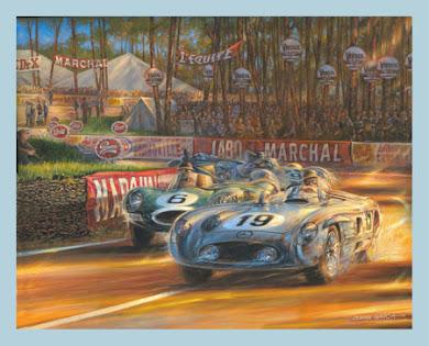 Juan Manuel Fangio-´55 Le Mans