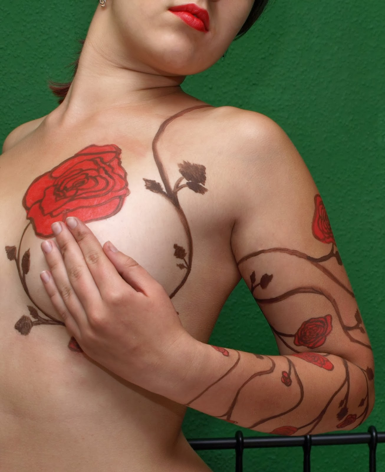 13 Powerful Photos Of Mastectomy Breast tattoo pictures gallery