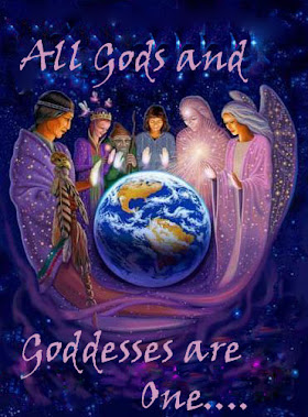 All God and Goddesses Are One