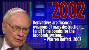 Warren Buffet Armageddon crash default USA