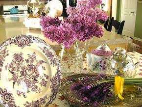 Lilacs & Lavender