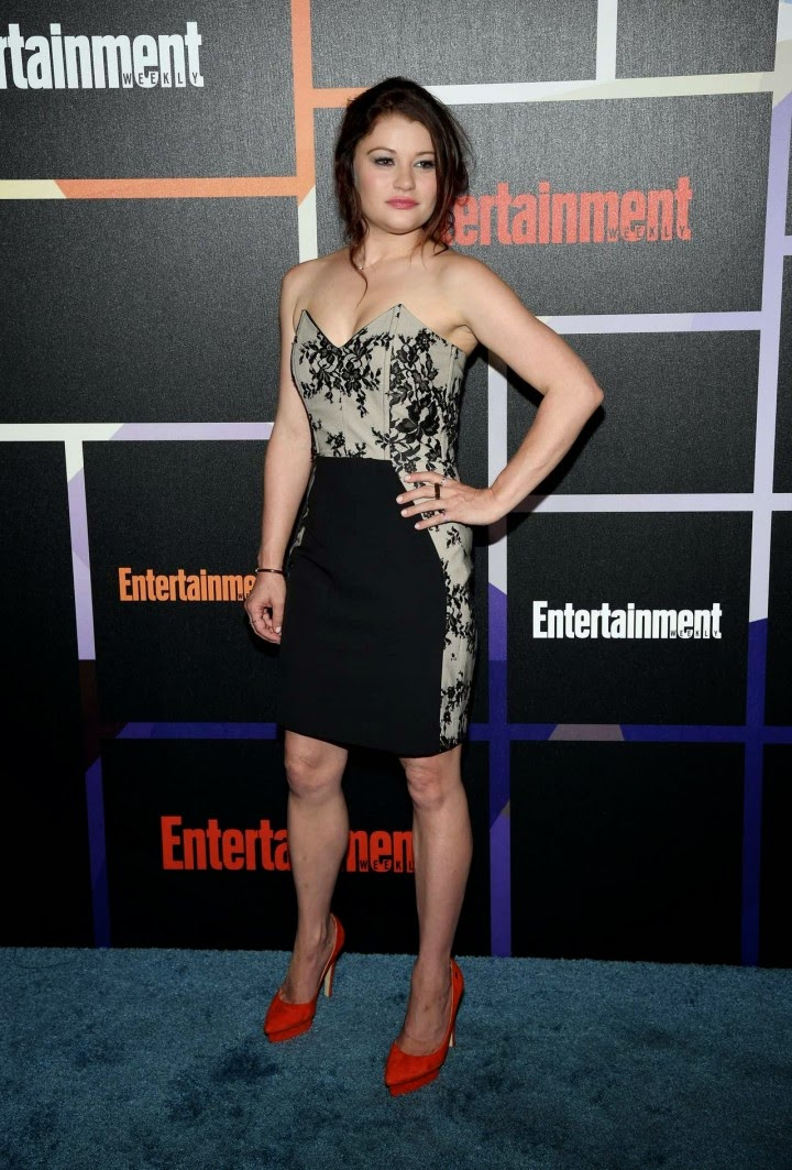 Celebrities at Entertainment Weekly Annual Comic-Con Celebration in San Diego