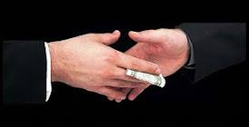 Corruptos y especuladores