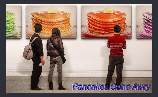 Pancakes Gone Awry