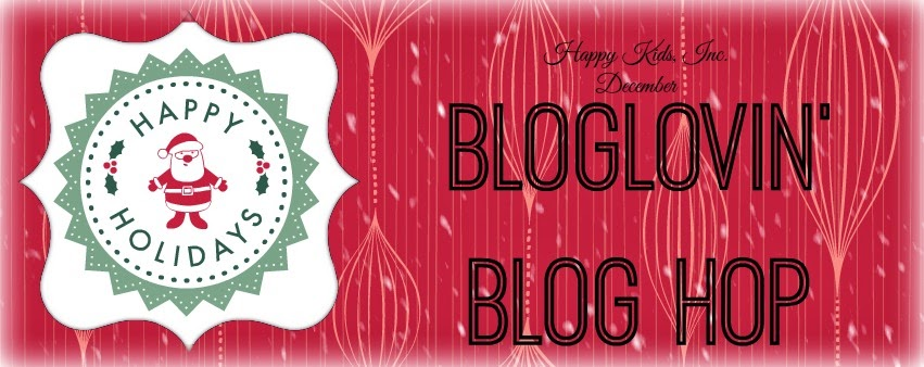 Bloglovin' Blog Hop