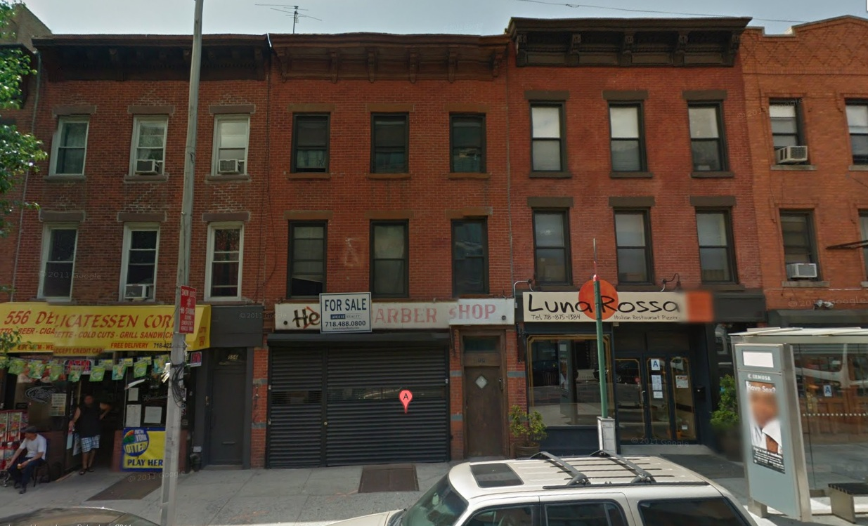 BK to the Fullest: New Year, Same Haystack: 554 Court Street