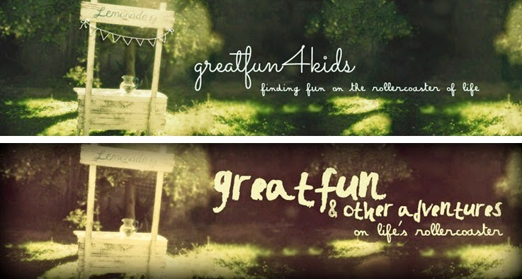 Greatfun4kids blog new name