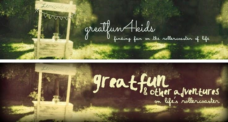 Greatfun4kids blog new name