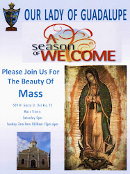"Our Lady of Guadalupe Church ""A Season of Welcome"""