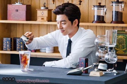 Gong Yoo ต่อสัญญากับ KANU
