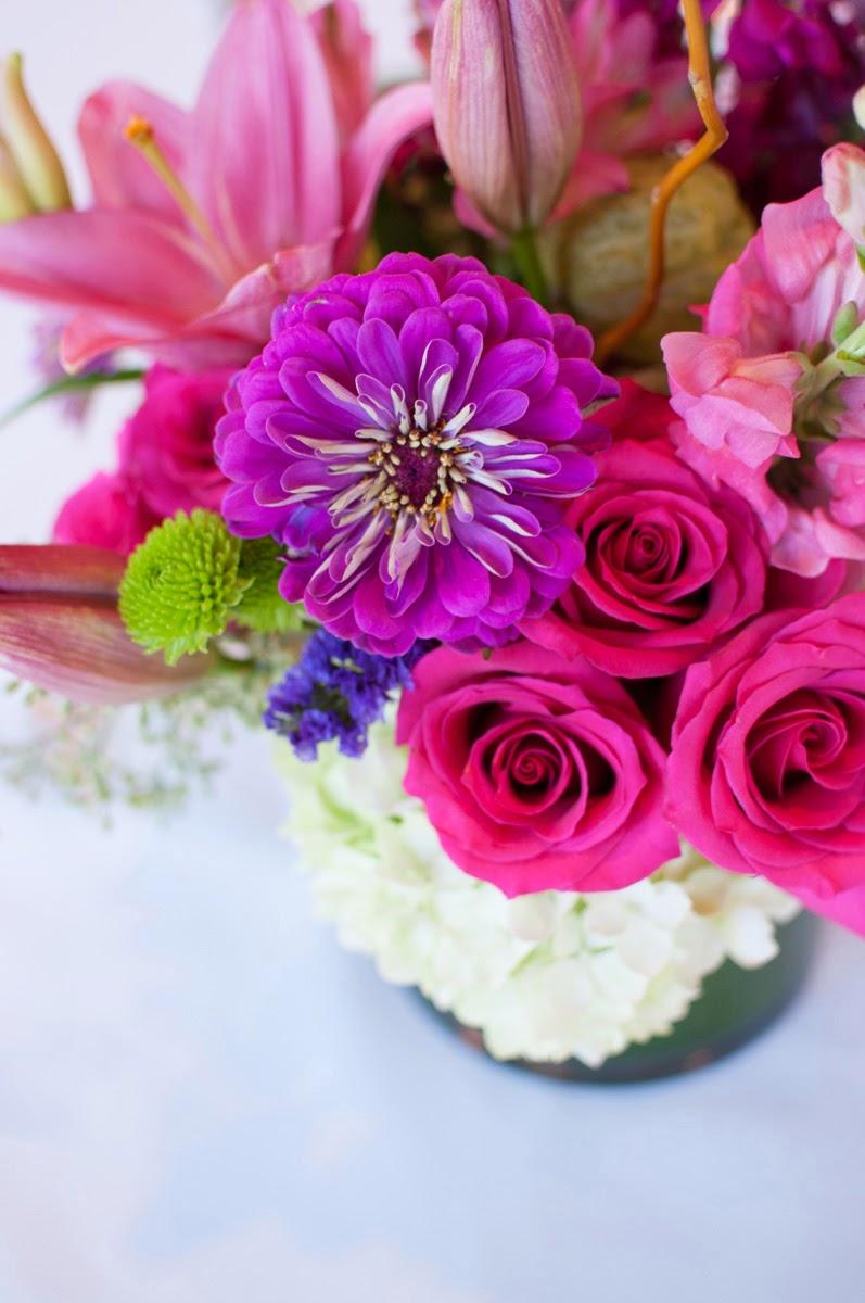 Coral Wedding - flowers by Wild Bunch Studio   Wild Bunch Studio