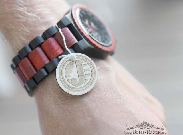 JORD Wood Watch, Bliss-Ranch.com #jordwatch