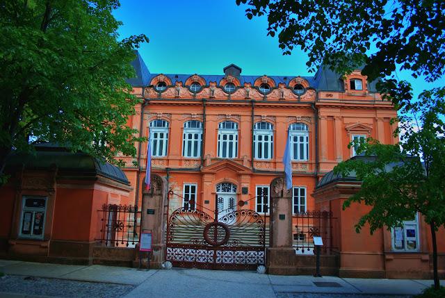 Бывшее русское посольство в Цетинье
