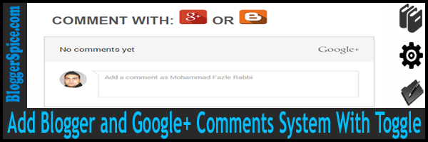 Toggle comment