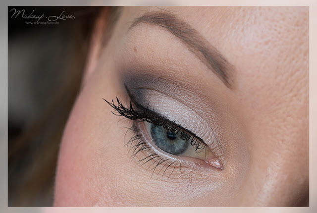 Urban Decay UD Naked Smoky AMU Look EOTD