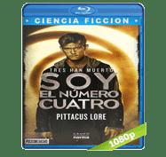 Soy el Numero Cuatro (2011) Full HD BRRip 1080p Audio Dual Latino/Ingles 5.1