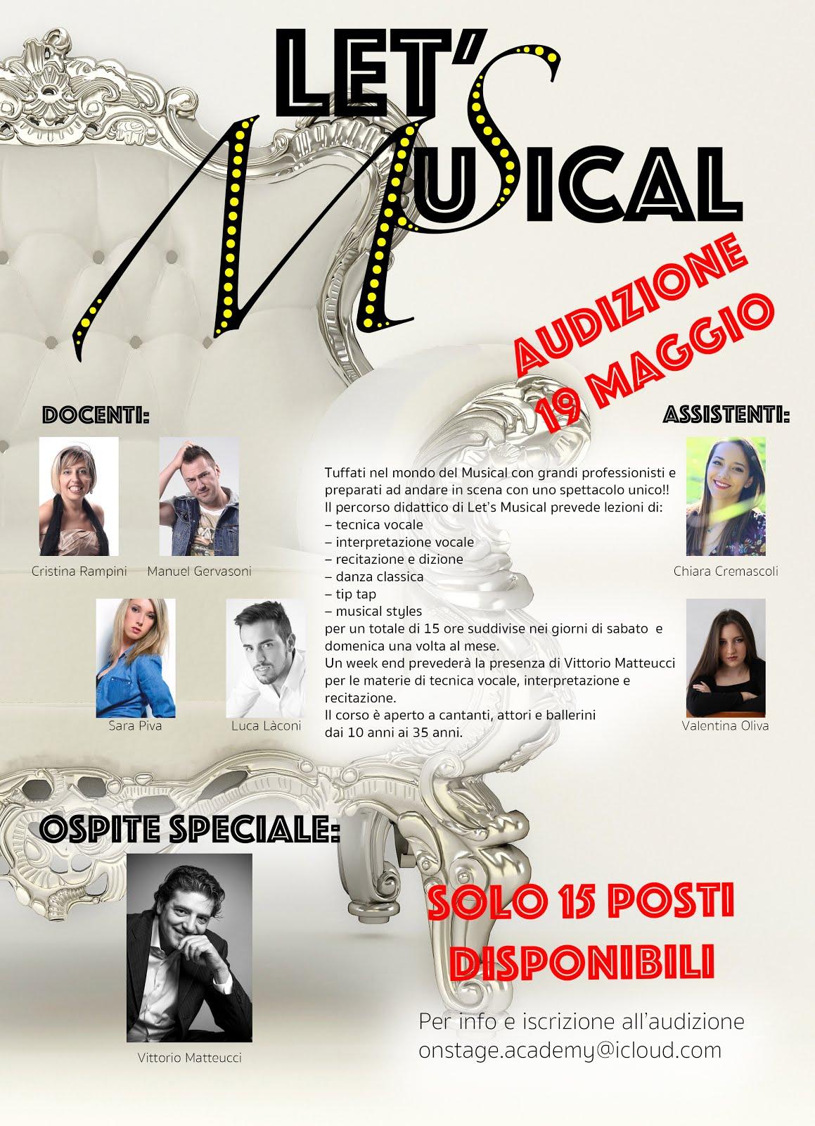 LET'S MUSICAL! PERCORSO DIDATTICO