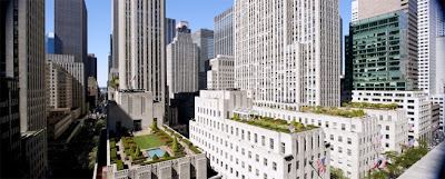 New York Rooftop Gardens by Charles de Vaivre Seen On www.coolpicturegallery.us