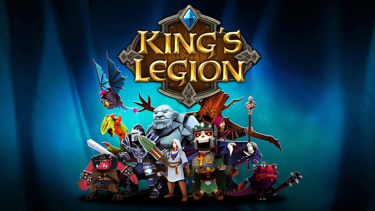 King's Legion Gameplay IOS / Android