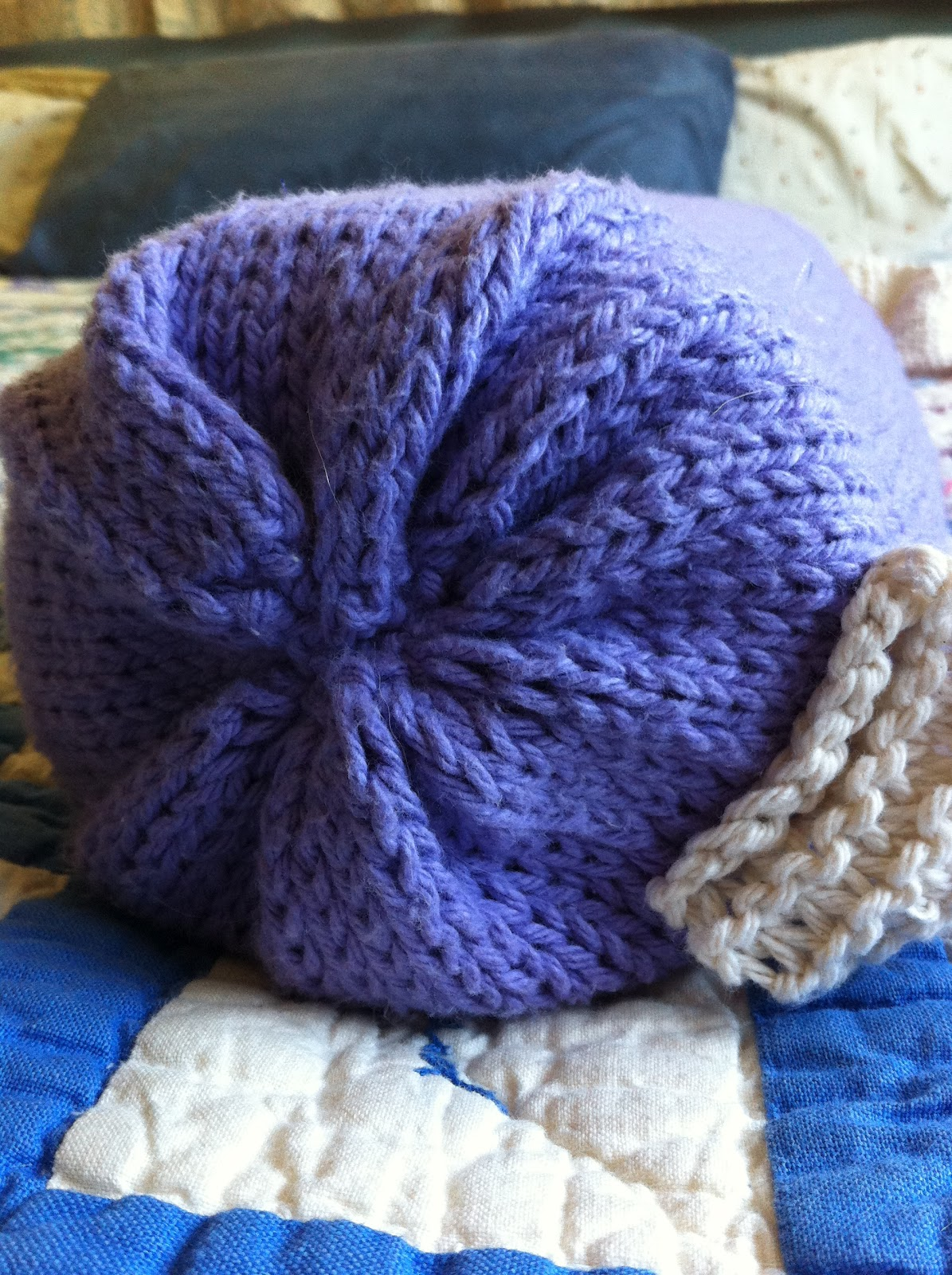 Knit Me Pieces: Yoga Mat Bag