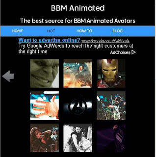 bbmanimated Avengers Animated GIFS bbm-animated
