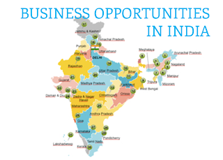Business Opportunity in India - How to Find it ?