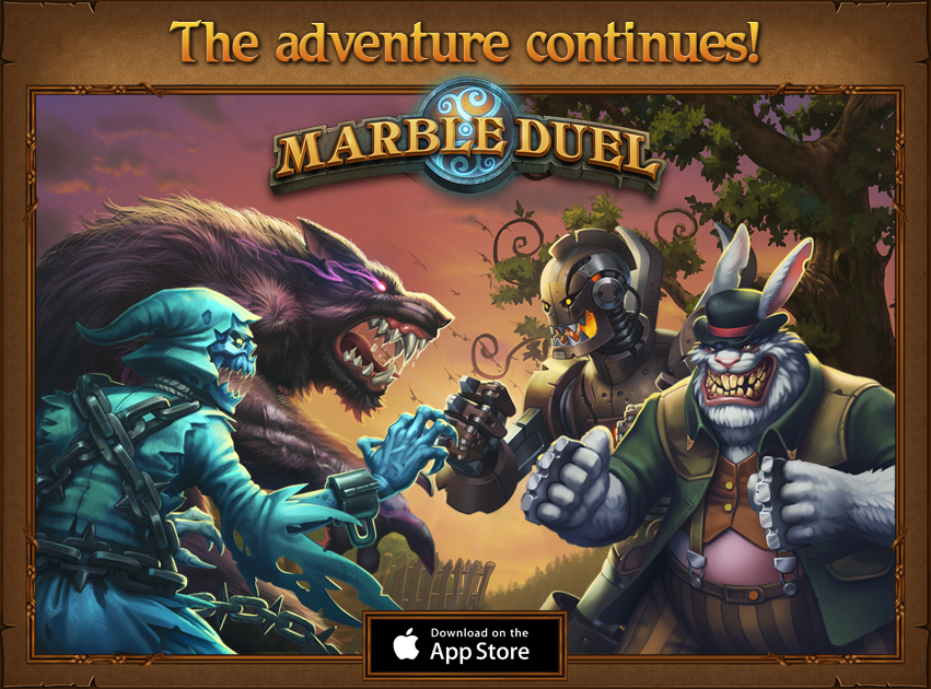 Marble Duel Gameplay IOS / Android